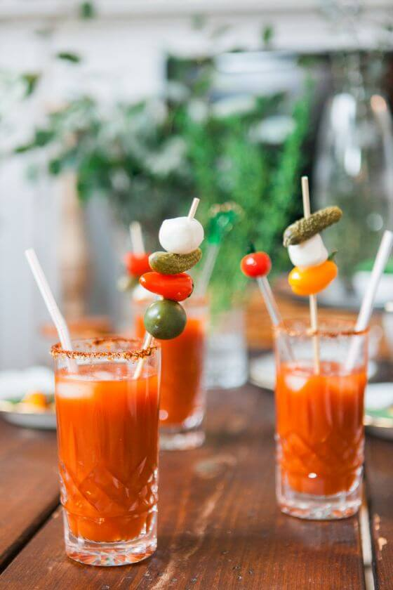Bloody Mary Bar 7