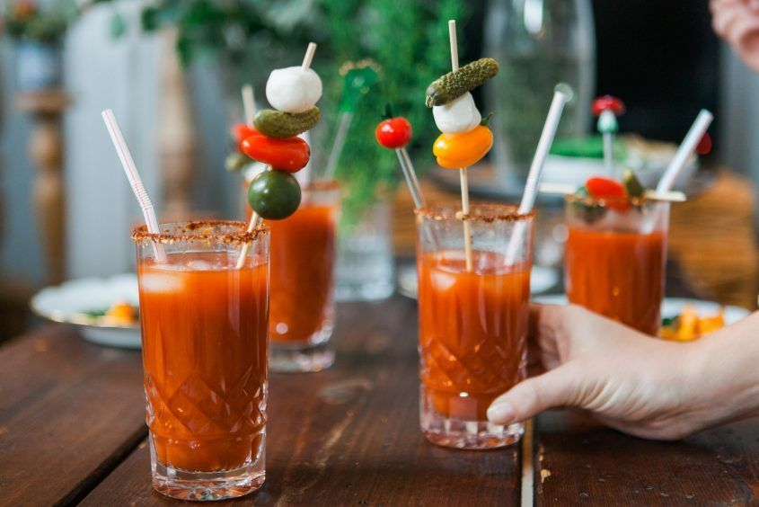 Bloody Mary Bar 1