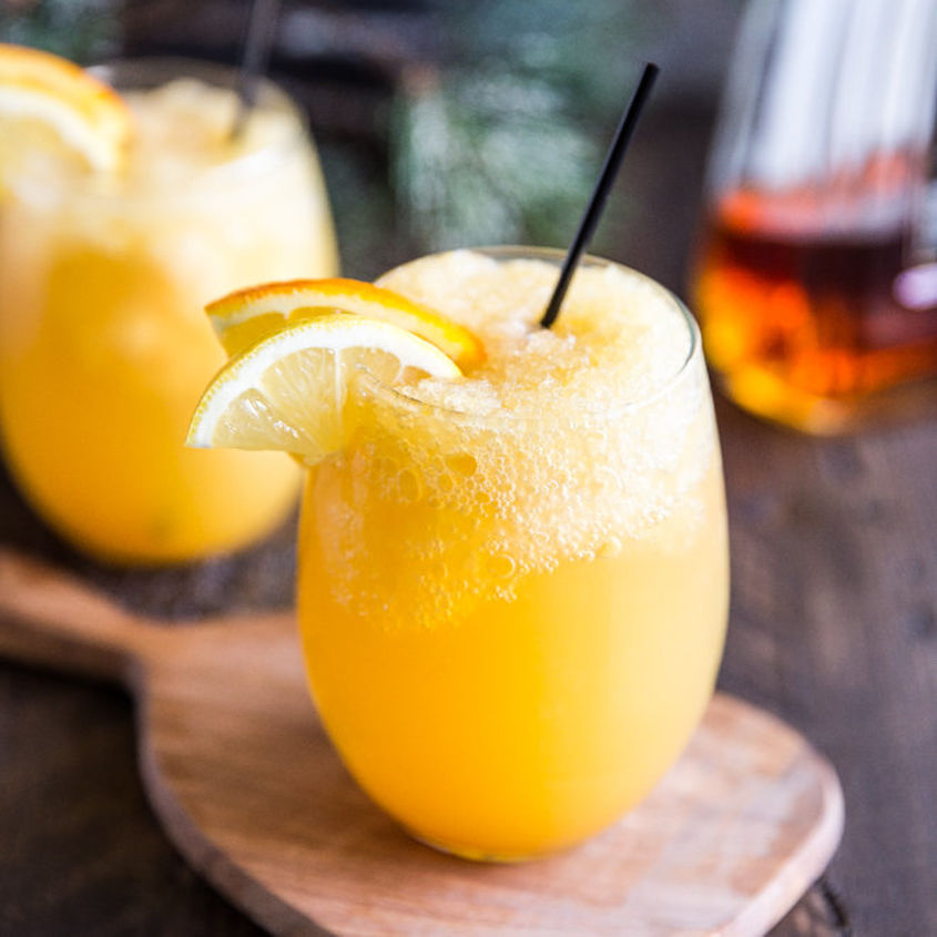 Brandy Slush Recipe Culinary Hill 6 660X660