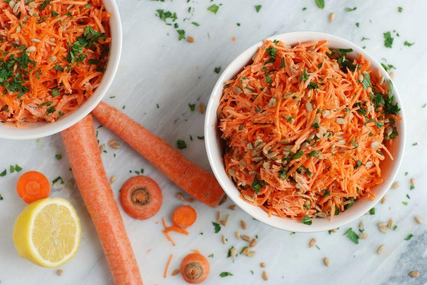 Carrot Salad 3