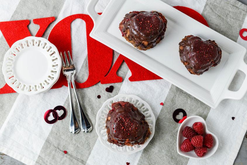 Chocolate Raspberry Monkey Bread 7