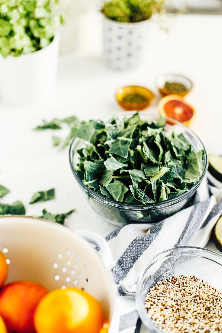 Citrus And Quinoa Salad 1 Resize