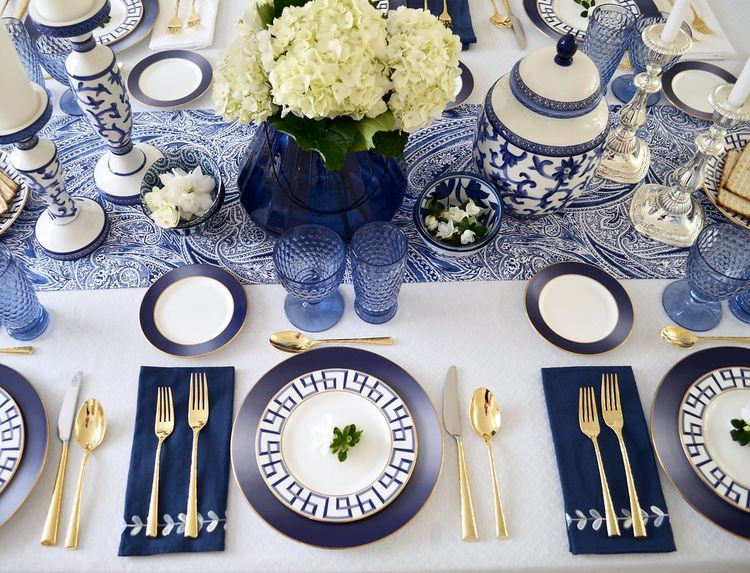 Passover Entertaining: Chinoiserie Style