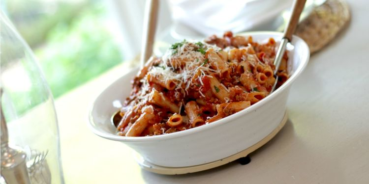 The Best Rigatoni Bolognese Recipe