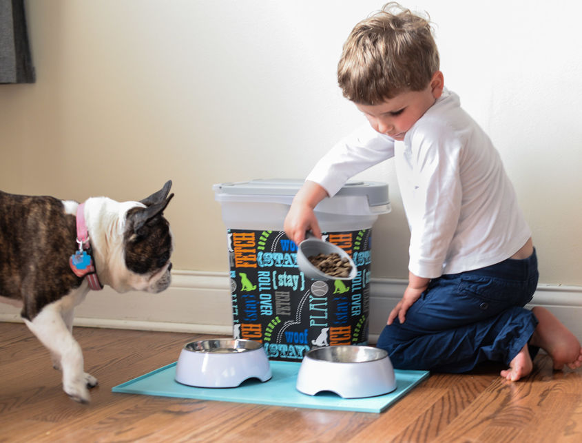 First Chores For Kids 9