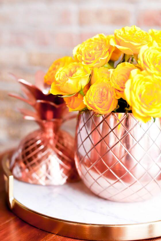Floral Vases Inspired Home 10 Of 10