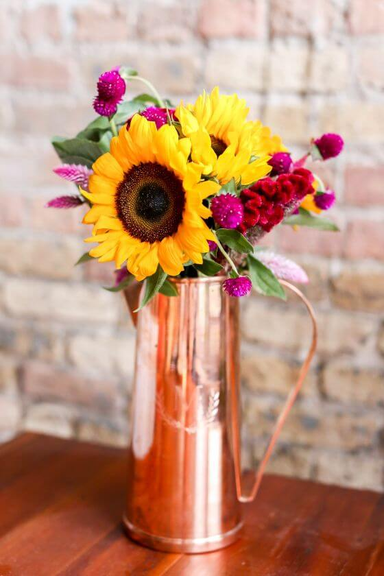 Floral Vases Inspired Home 6 Of 10