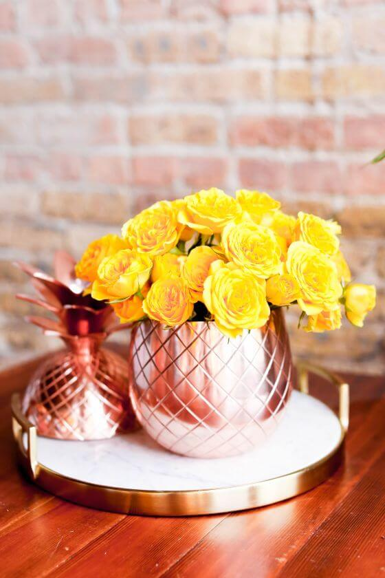 Floral Vases Inspired Home 8 Of 10