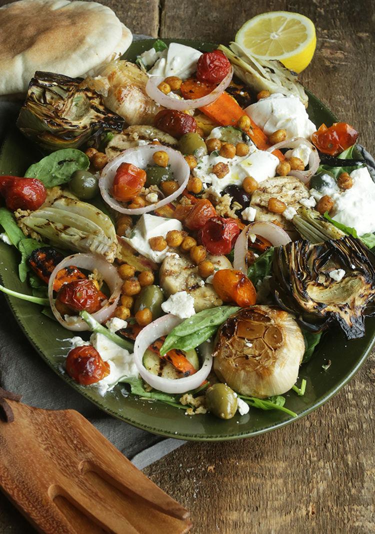 Freekeh Salad 11