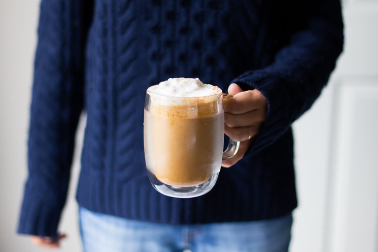 Boozy, Frozen Pumpkin Spice Lattes That Are Better Than the Original