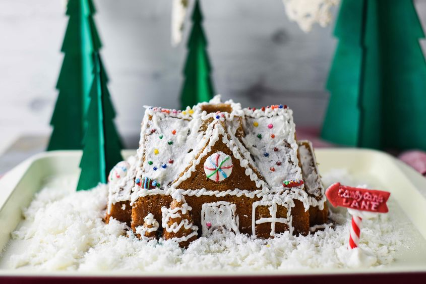 Gingerbread House 2 Resize