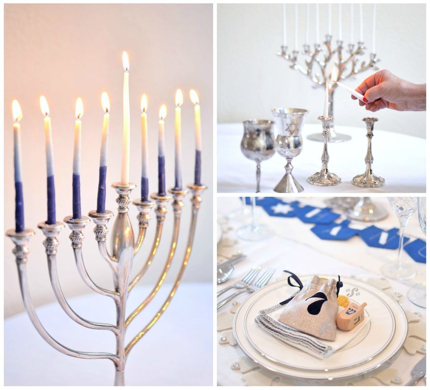 Hanukkah End Collage 3