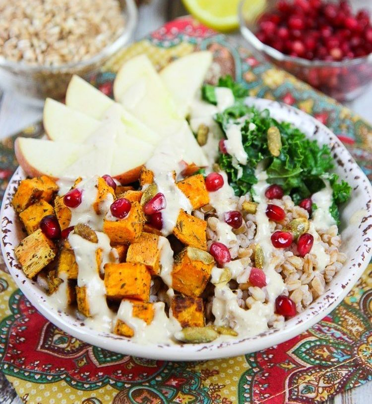Harvest Bowl Recipe