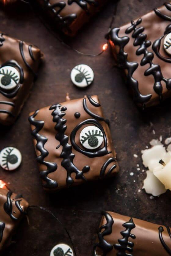 Hocus Pocus Spellbook Brownies 4