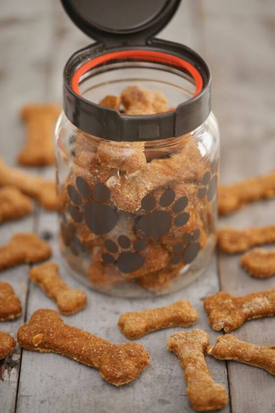 Homemade Dog Biscuits By Gemma Stafford 2