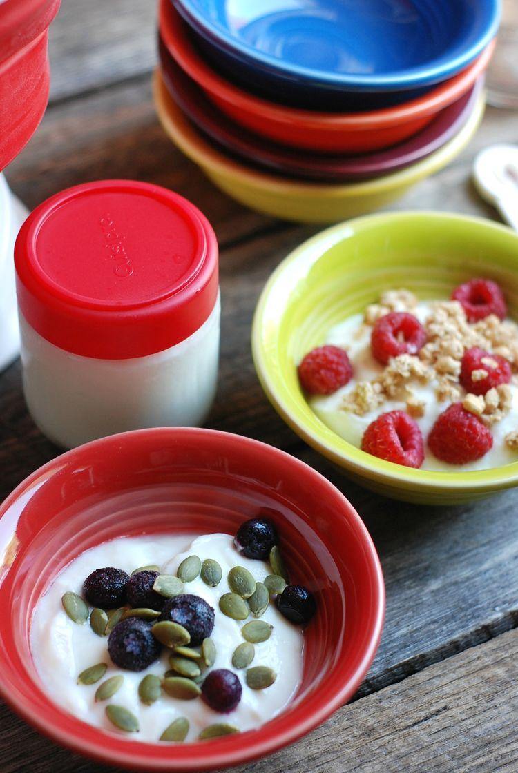 Homemade Yogurt 2