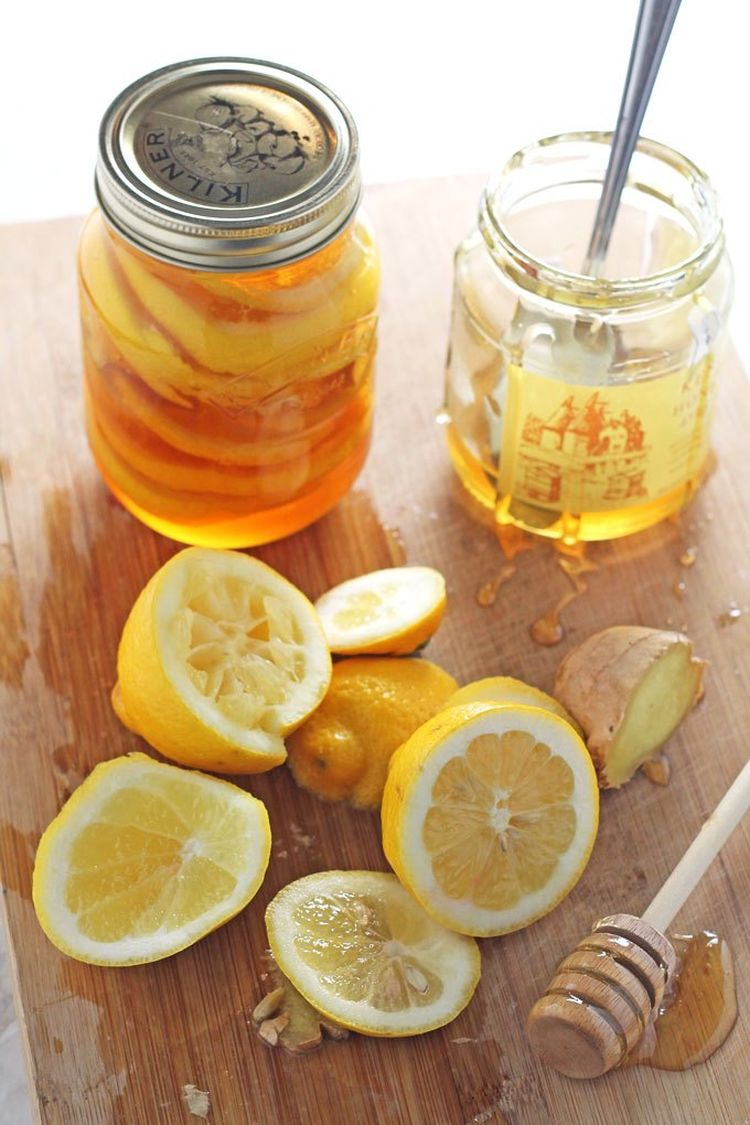 Honey Lemon Ginger Jar 004