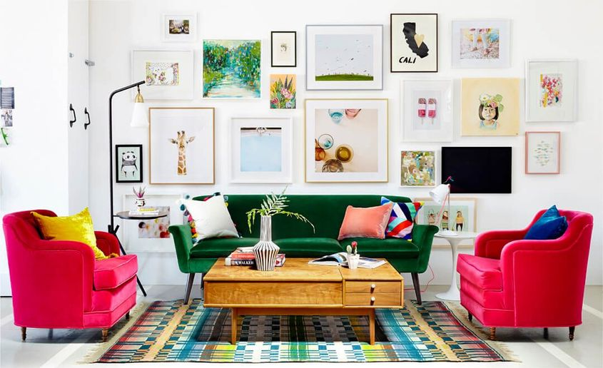 How To Fake That Emily Henderson Is Your Designer Inspired Home 3