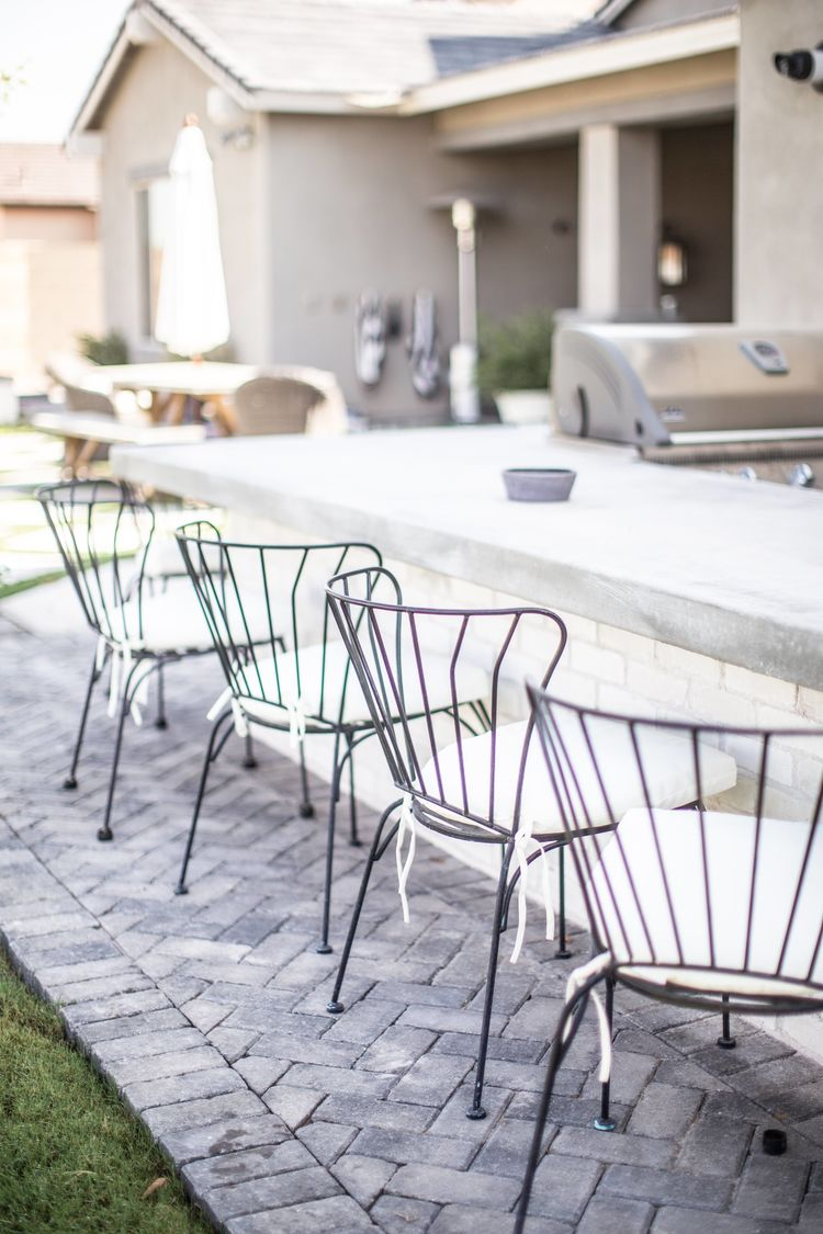 How to Set Up Your Outdoor Kitchen or Grill Area | Destiny Alfonso ...