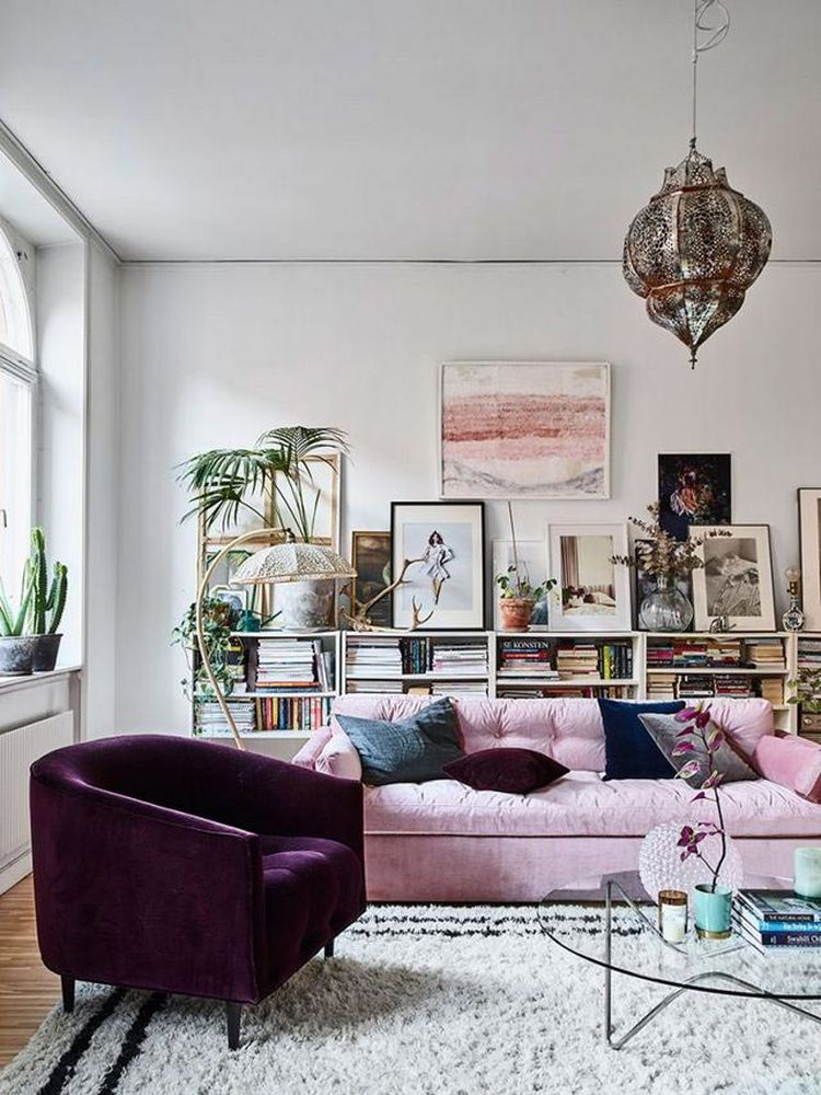 Iha How To Incorporate The Pantone 2018 Color In Your Home Inspired Home 2