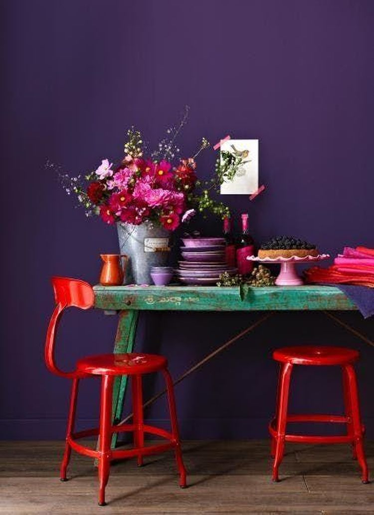 Iha How To Incorporate The Pantone 2018 Color In Your Home Inspired Home 4