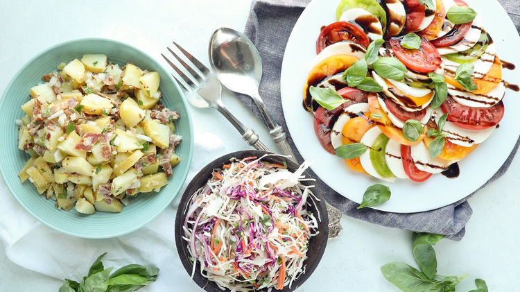 3 Easy BBQ Side Dishes