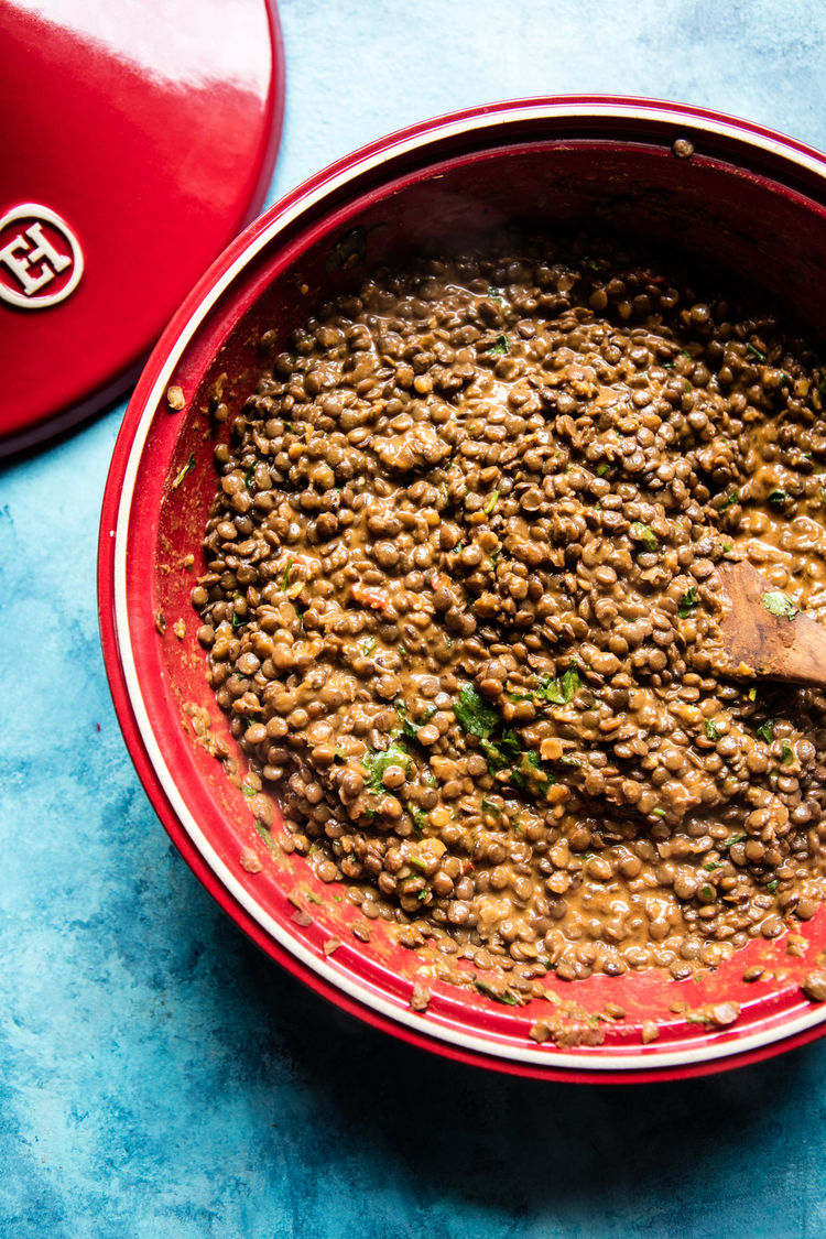 Indian Lentils 3