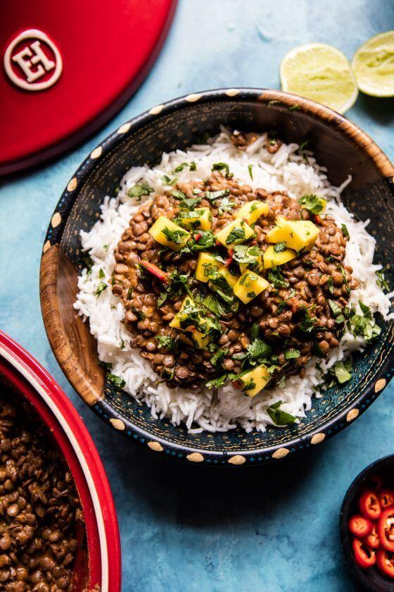 Indian Lentils 4