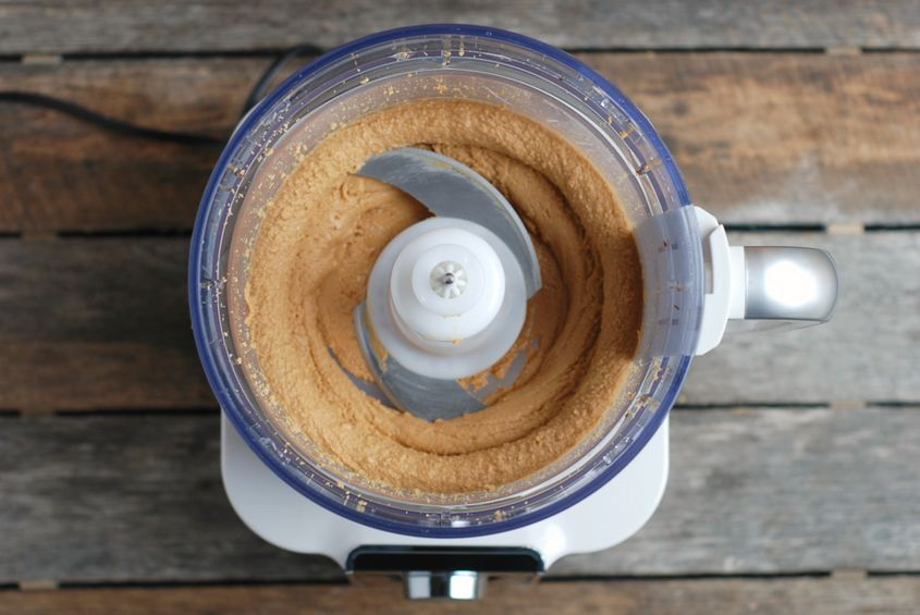 food processor for homemade peanut butter
