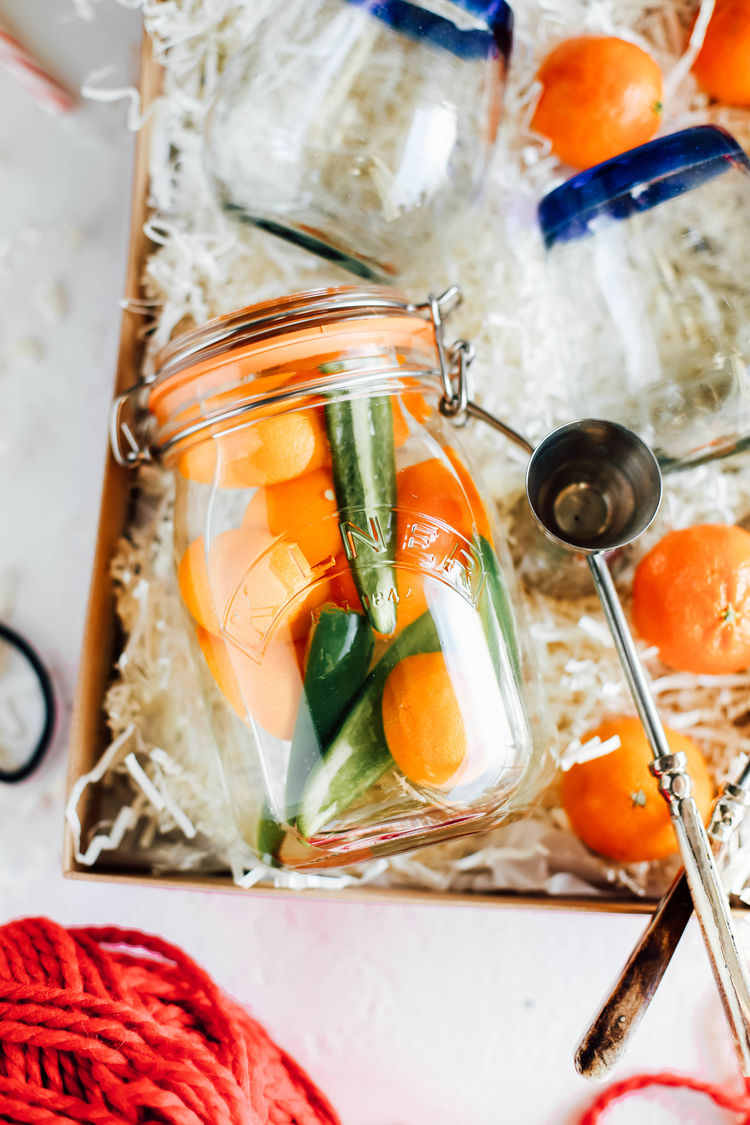 Jalapeno Clementine Infused Tequila 2