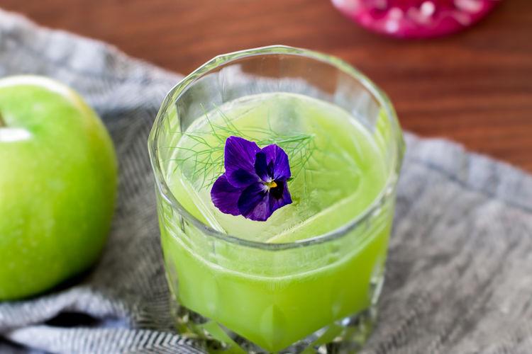 Fresh Pressed Juice Cocktails