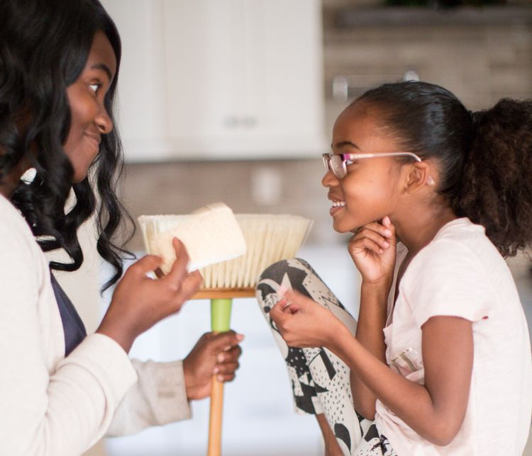 A DIY Cleaning Kit to Get Your Kids Excited About Spring Cleaning