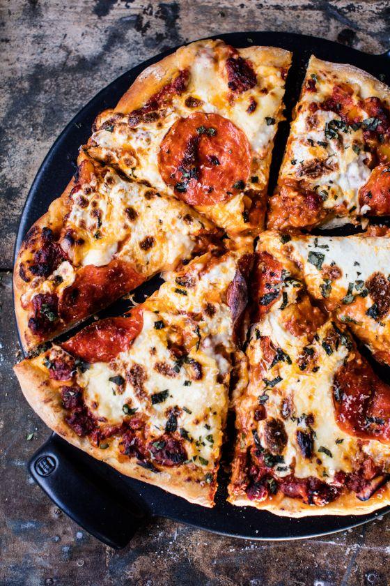 Lasagna Pizza 9