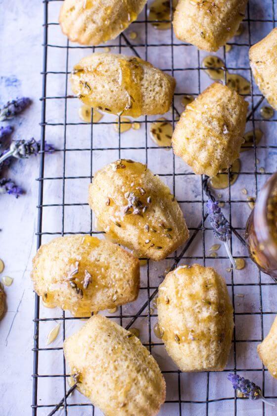 Lavender Honey Madeleines 7Resize