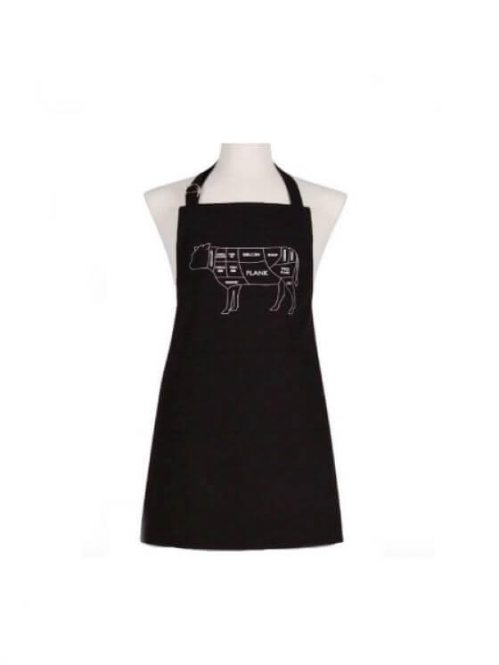 Meat-apron