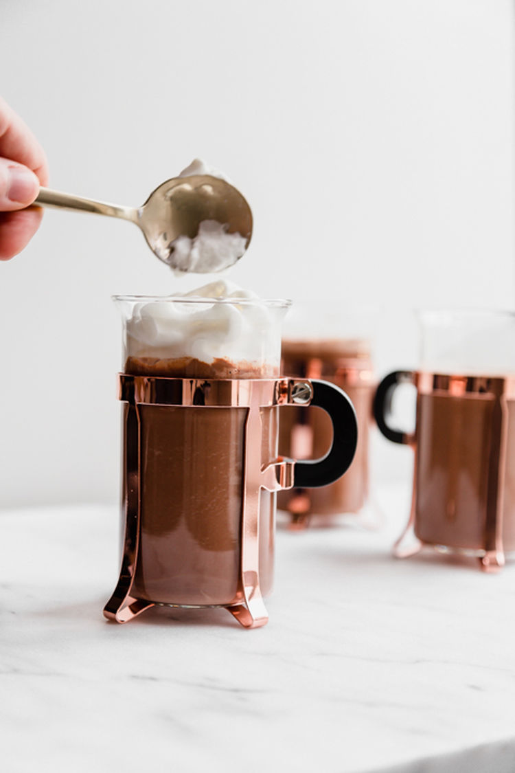 Mexican Hot Chocolate 4