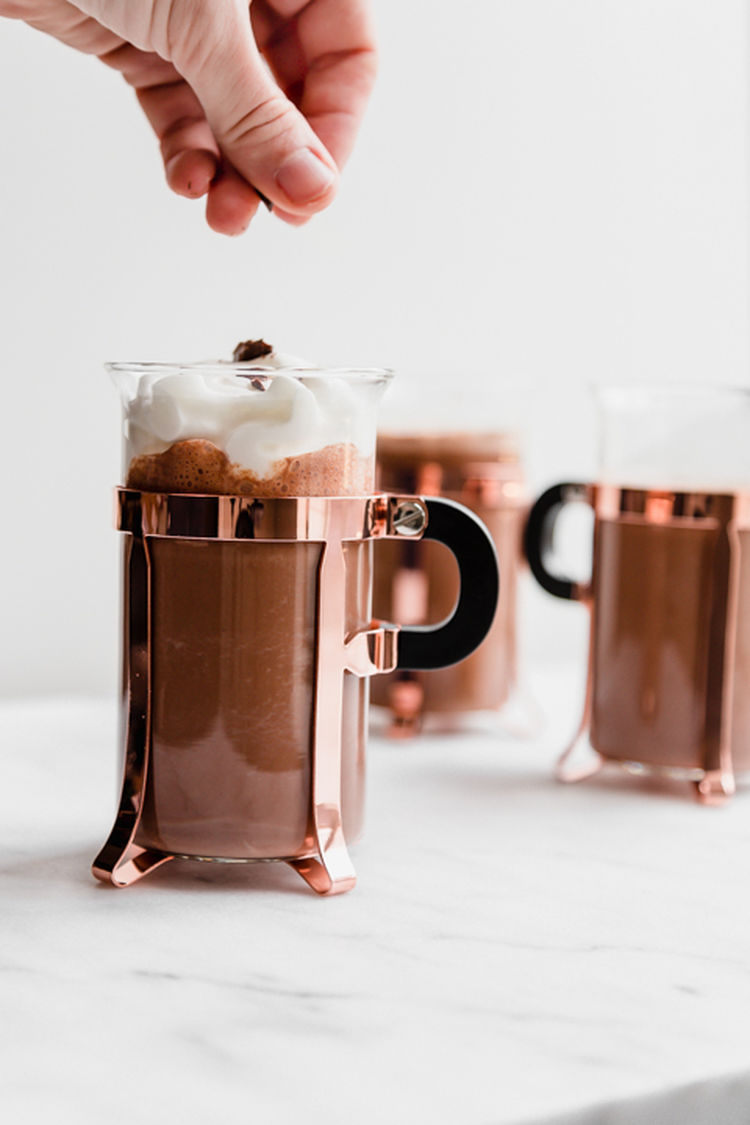 Mexican Hot Chocolate 5