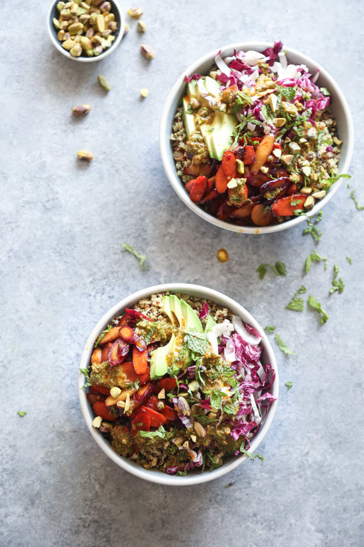 Moroccan Quinoa Bowl Recipe 5