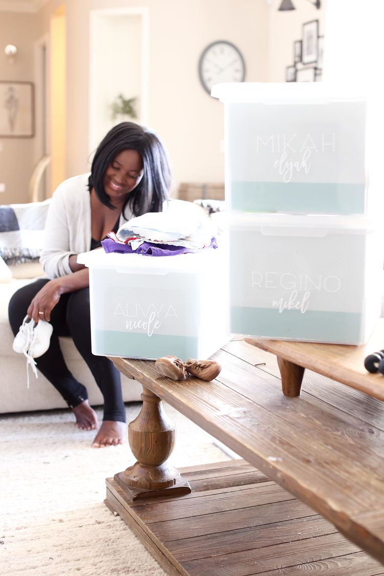 How to Create DIY Family Memory Boxes