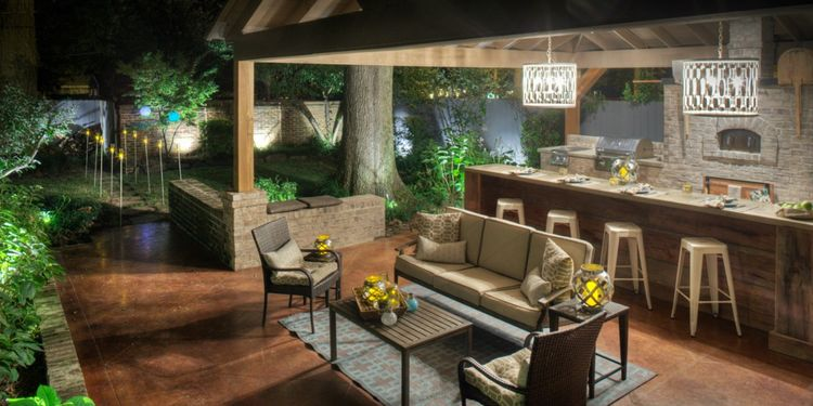 Completing Your Outdoor Space
