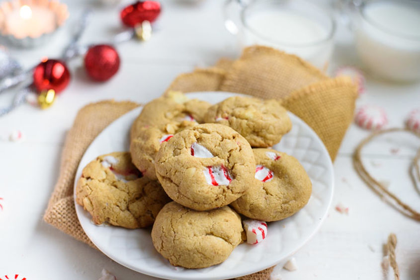 Peppermint Cookies 05
