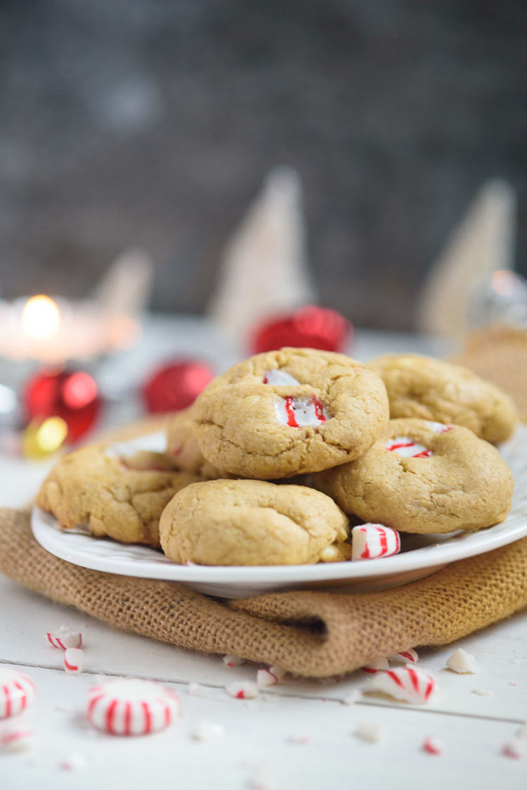 Peppermint Cookies 06