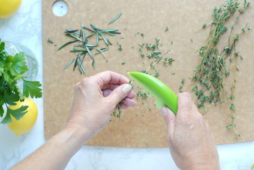 Preserving Herbs 4