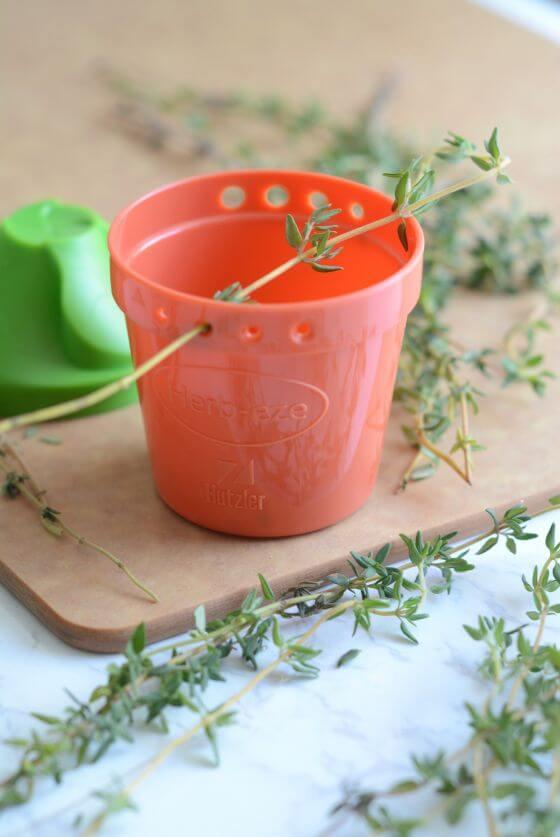 Preserving Herbs 5