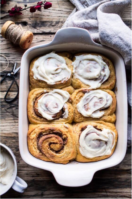 Pumpkin-Cinnamon-Rolls-with-Vanilla-Spice-Cream-Cheese-Frosting-5-resize