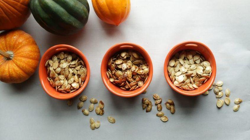 Pumpkin Seeds 3 Ways