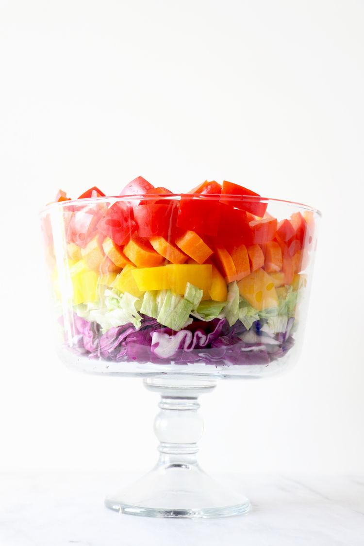 Rainbow Salad3