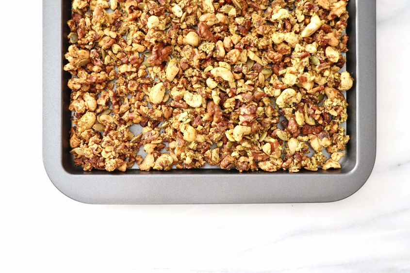Roasted Granola Resize