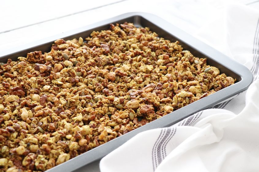 Roasted Granola2 Resize