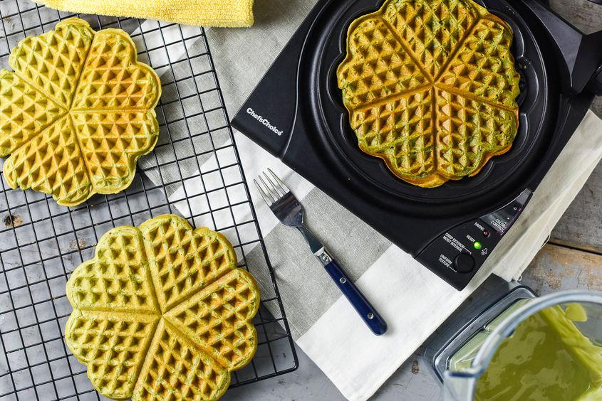 Shamrock Waffle 2